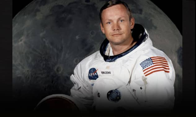 Neil Armstrong Dead: First Man On The Moon Dies At 82 1