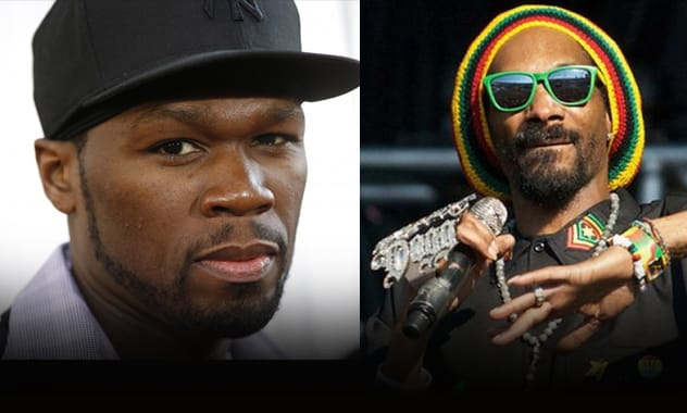 50 Cent On Snoop Lion's New Persona: 'I Don't Know How His Little League Team's Parents Will Feel'  1