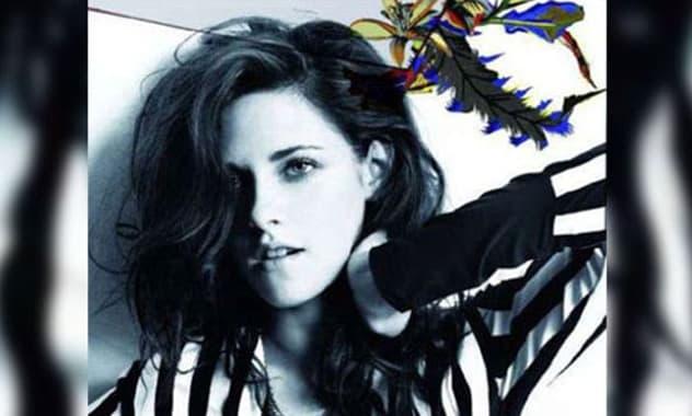 Kristen Stewart Stuns in New Balenciaga Ad