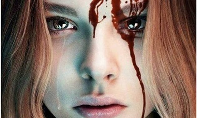 First Look: Chloë Moretz Gets Bloody as Carrie
