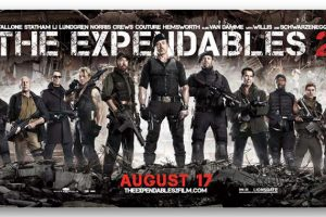 "THE EXPENDABLES 2 / ""Loaded"" film Clip"