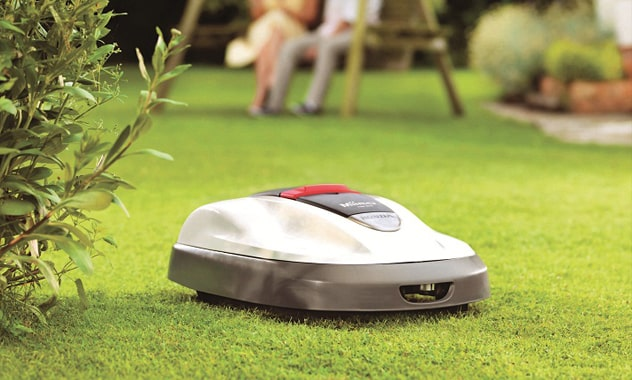Miimo Lawn Mower Is Honda's First Home Robotics Product