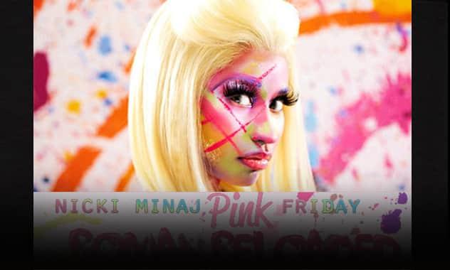 Nicki Minaj Announces Pink Friday: Roman Reloaded International Tour Dates 1
