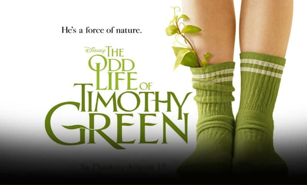 Closed-THE ODD LIFE OF TIMOTHY GREEN Contest - Premiere VIP Tickets GiveAway-Closed