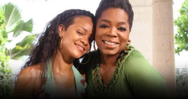Rihanna-and-Oprah-Winfrey featured