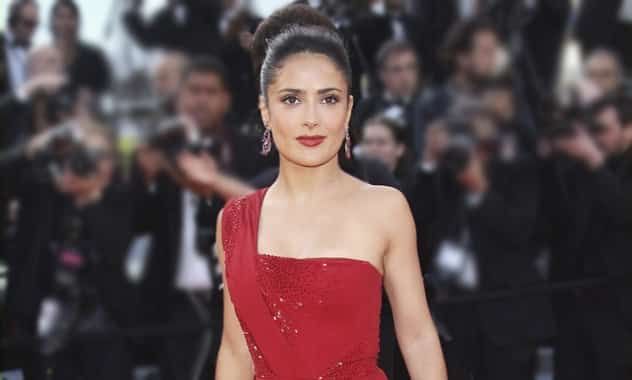 Salma Hayek Responds To Controversy Over Vogue Germany Interview, 'I Am Proud To Be Mexican.'