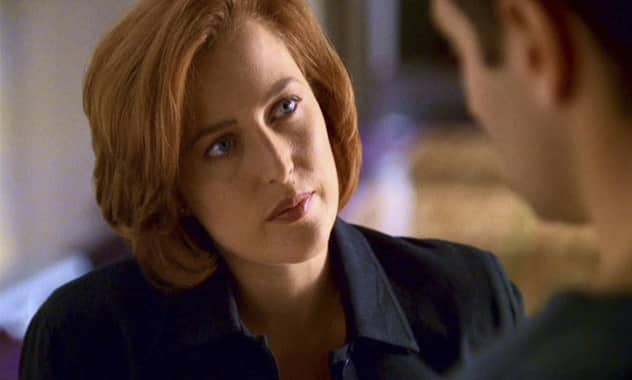 Gillian Anderson: 'X-Files 3' Movie Is 'Looking Pretty Good'