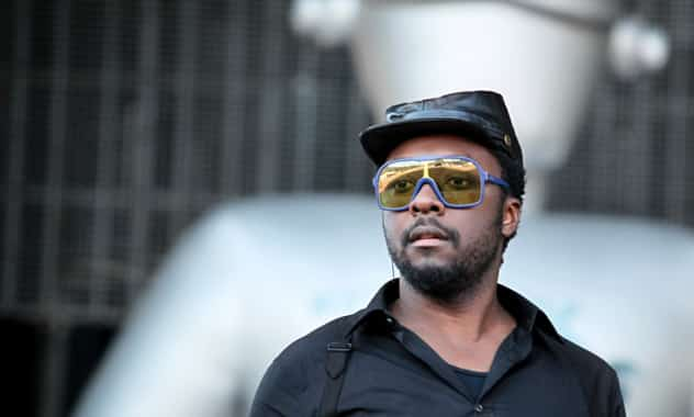 will.i.am To Debut New Single On Mars