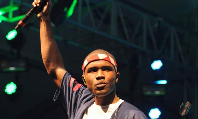 Frank Ocean Cancels Tour With Coldplay On Account Of Scheduling Conflicts