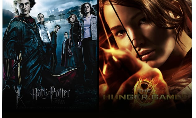The Hunger Games Trilogy Surpasses Harry Potter to Become Best-Selling Book Series 3