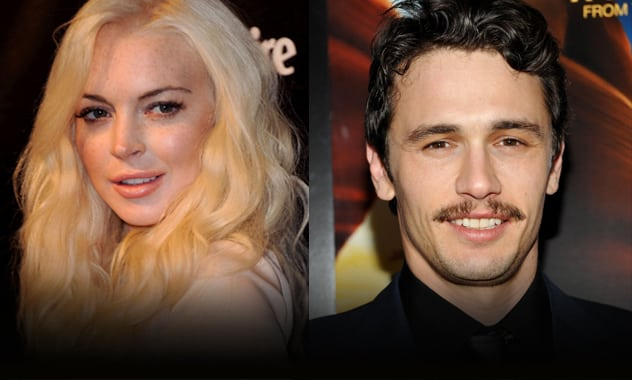 James Franco Is Making A Film About Lindsay Lohan  2