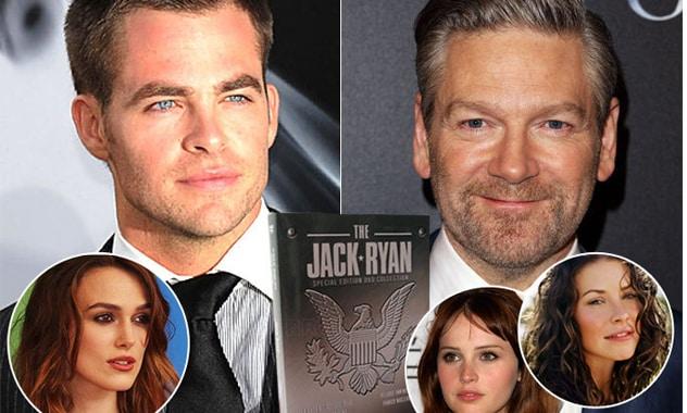Keira Knightley, Felicity Jones & Evangeline Lilly Up For Jack Ryan Movie Reboot