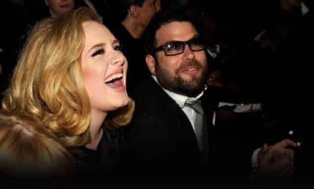 Adele IS Married! Wedding Guest Confirms Rumours Of Secret Nuptials To Simon Konecki  1