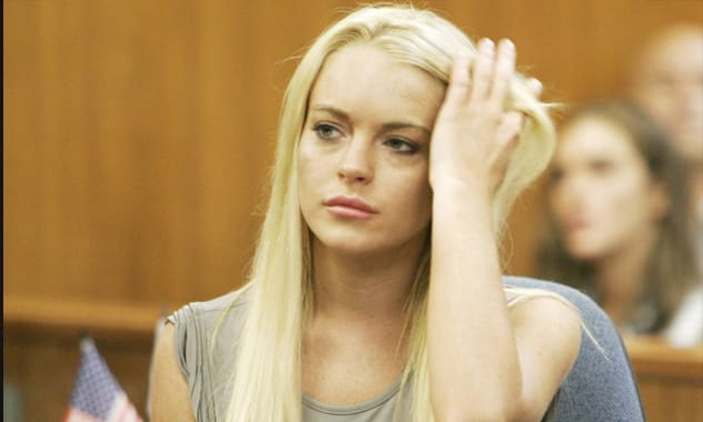 Lindsay Lohan Caught Up In Jewelry Theft After Alleged Hollywood Hills Burglary