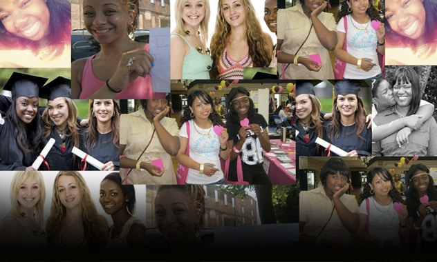 250,000 Wall of Empowerment Aims to Propel Urban & African American Teenage Girls to Greatness 1