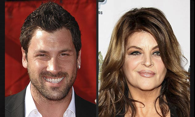 Dancing with the Stars: Pairs Revealed for All-Stars Season