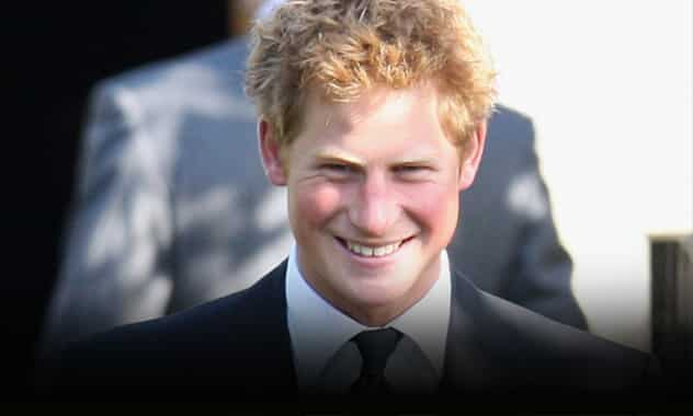 Prince Harry's Naked Photos: Palace Imposes Media Blackout 1