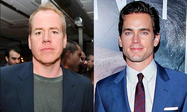 Matt Bomer Is Too Gay For 'Fifty Shades Of Grey,' Says Bret Easton Ellis