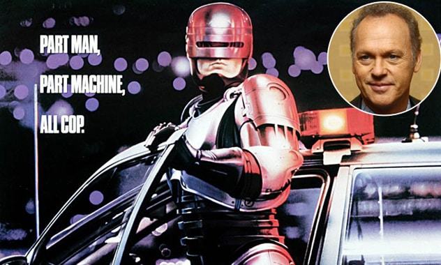 Michael Keaton In 'Robocop,' Takes Role Once Pegged For Hugh Laurie