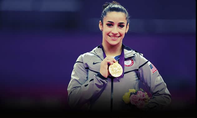 Aly Raisman Marriage Proposal: Man Pops The Question While Gymnast Signs Autographs  1