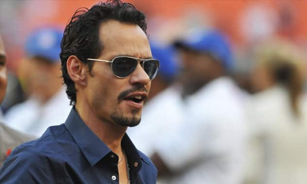 Marc Anthony Raises $100k For Dominican Orphanage