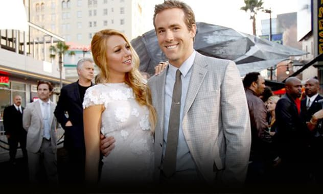 Ryan Reynolds and Blake Lively Get Married in Secret Ceremony! 1