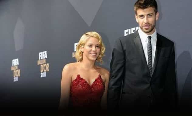 Shakira Pregnant With First Child, Announces On Website 2