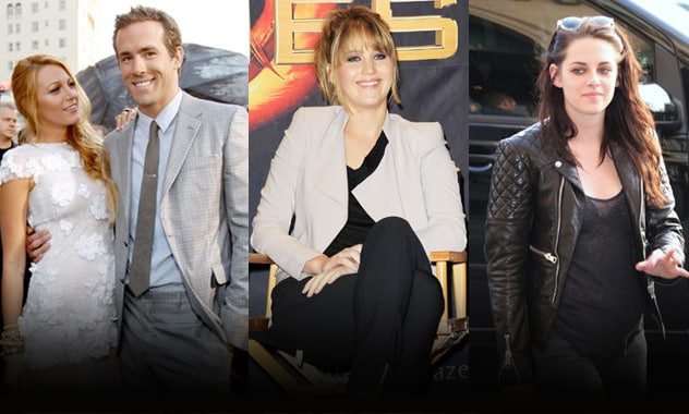 Weekend Wrap-Up: Blake Lively & Ryan Reynolds Marry, Kristen Stewart & Jennifer Lawrence Meet, LeAnn Rimes Performs 1