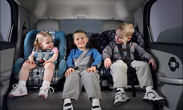 U.S. DOT and Safe Kids Kick-off Child Passenger Safety Week With New Survey on Common Car Seat Mistakes