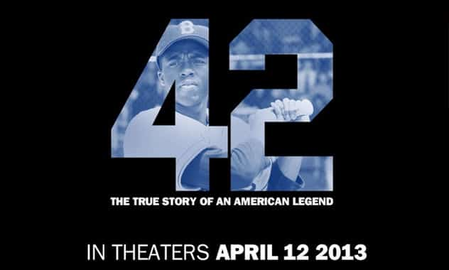 WB: 42 (New Movie Trailer Debut) - starring Harrison Ford