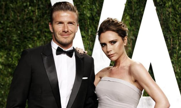 Oh my! Front row applauds for Victoria Beckham's Spring 2013 Collection. 1