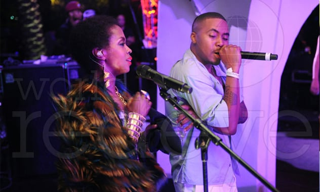 Nas & Lauryn Hill Team Up for 'Life Is Good/Black Rage' Tour
