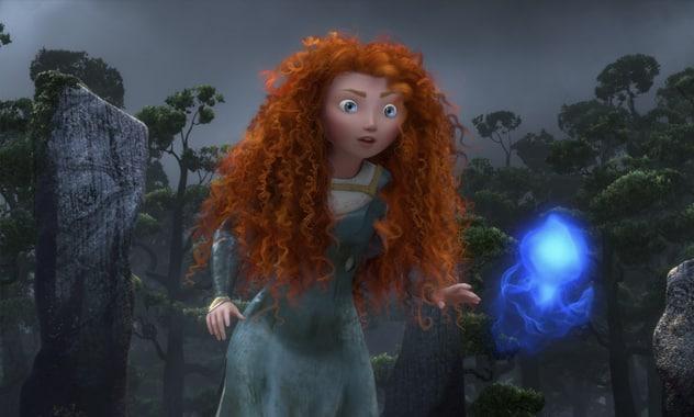 """Disney & Pixar's """"Brave"""" comes to Blu-Ray Nov 13"""