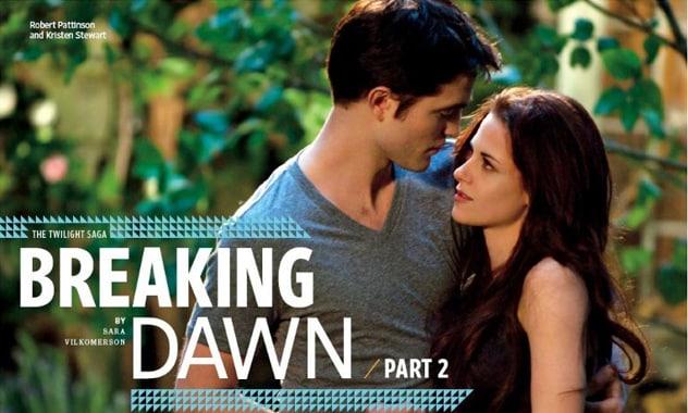 'Breaking Dawn Part 2' Teaser Trailer: Jacob Isn't Afraid Of Vampires