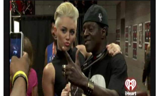 Flavor Flav & Miley Cyrus: Reality Star Confuses Starlet With Gwen Stefani