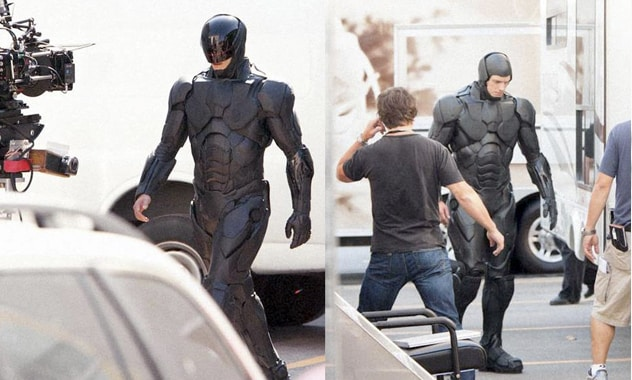 'Robocop' Suit: First Look At Remake Divides Fans