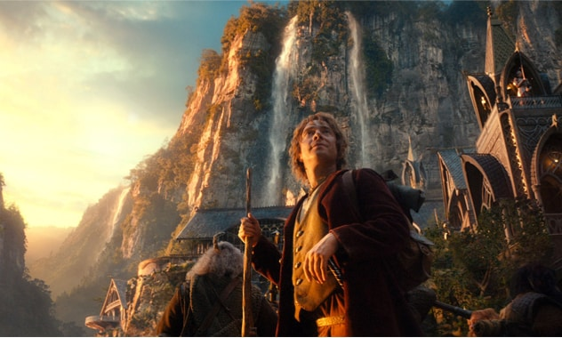 """THE HOBBIT: AN UNEXPECTED JOURNEY"" SMASHES RECORDS"