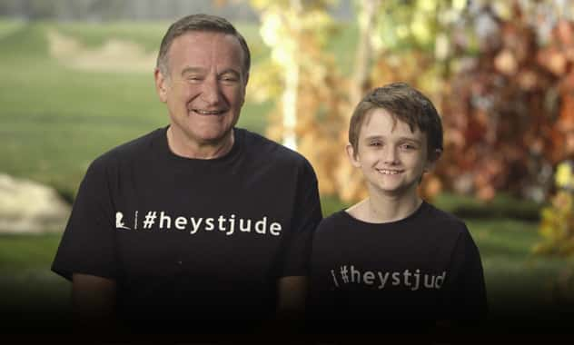 "St. Jude Children's Research Hospital® Launches Star-Studded Video Showcasing the Iconic ""Hey Jude"" Song 1"