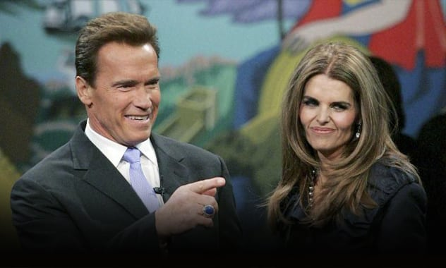 Arnold Schwarzenegger Reveals Maria Shriver Confronted Him About Love Child In New Book 1