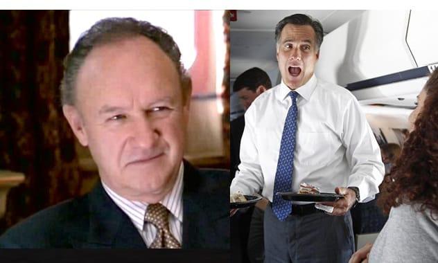 Mitt Romney: Gene Hackman Should Play Me In A Movie