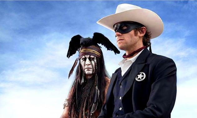 'Lone Ranger' Crew Member Drowns On Set Of Johnny Depp Movie