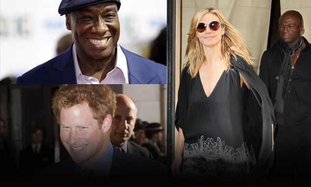 Weekend Wrap-Up: Michael Clarke Duncan's Death; Prince Harry Resurfaces, Heidi and Seal Sound Off 1