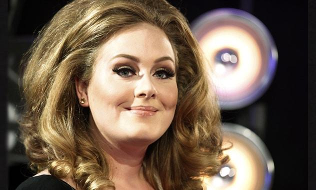 Is Adele Singing the New James Bond Theme Tune?