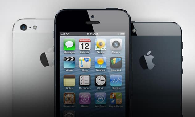 iPhone 5 sales hit 5 million in first weekend