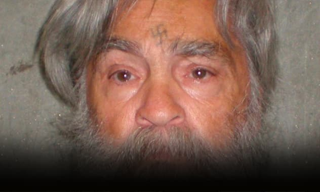 Charles Manson On Vinyl: Store Owner Selling Convicted Murderer's Never-Before-Released Prison Guitar Recordings  2