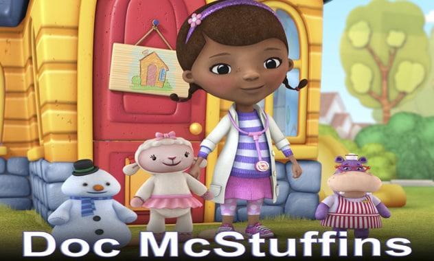 --CLOSED--Doc McStuffins DVD Giveaway--CLOSED-- 2