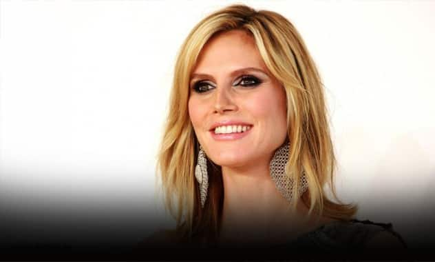 Heidi Klum may sue French mag over topless pics 2