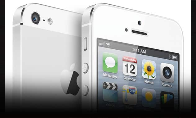 iPhone 5 officially announced with 4-inch display, A6 CPU and LTE for $199 on September 21st 2
