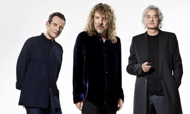 Led Zeppelin Movie Set For Release