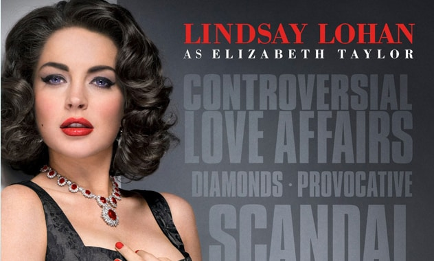Lindsay Lohan 'Liz & Dick' Trailer Debuts, Actress Takes On Elizabeth Taylor